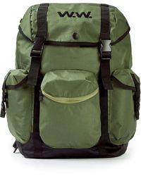 WOOD WOOD - Green Mills Bag - Lyst