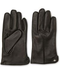 Joseph Abboud Leather Gloves - Lyst