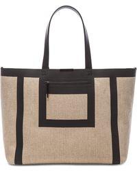 Victoria Beckham Simple Shopper Tote - Lyst