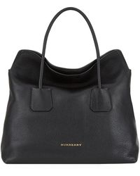 Burberry Medium Baynard Tote Bag - Lyst