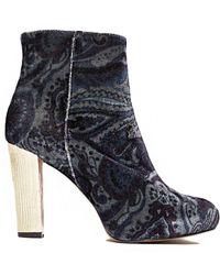 Pixie Market Hendrix Boots - Lyst