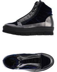 Barracuda High-Tops & Trainers blue - Lyst