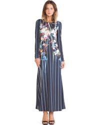 Clover Canyon George Bernard Shaw Jersey Dress - Lyst