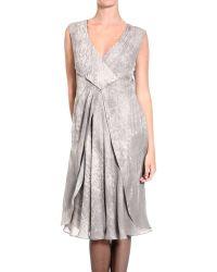 Giorgio Armani Dress Woman - Lyst