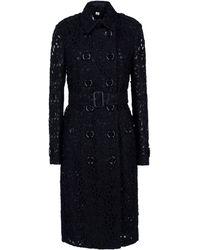 Burberry London Coat - Lyst