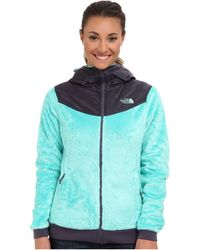 The North Face Green Oso Hoodie - Lyst