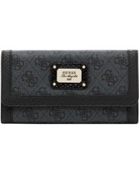 Guess Cheatin Heart Multi Clutch - Lyst