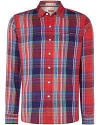 Levi's Long Sleeve Franklin Shirt - Lyst