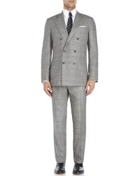 Kiton - Double-Breasted Suit - Lyst