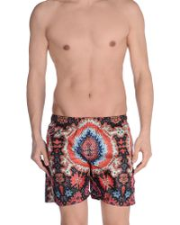 Fifteen & Half - Swimming Trunk - Lyst