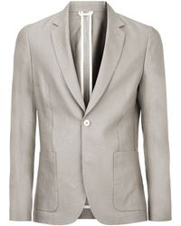Paul Smith Soho Linen Jacket - Lyst