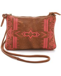 Twelfth Street Cynthia Vincent - Coachella Tobacco Cross Body Bag - Lyst