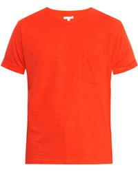 Orlebar Brown Sammy Ii Cotton T-shirt - Lyst