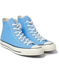 Converse Chuck Taylor Canvas High Top Sneakers - Lyst