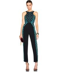Peter Pilotto - Atom Jumpsuit - Lyst