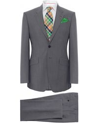 Paul Smith Mohair Blend Westbourne Suit - Lyst
