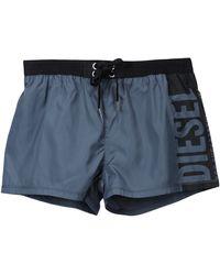 Diesel Blue Swimsuit 00s0jdbmbxcoralrif - Lyst