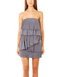 Camilla & Marc Like A Lady Dress purple - Lyst