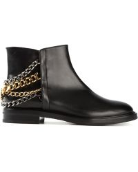 Casadei Rock Ankle Boots - Lyst