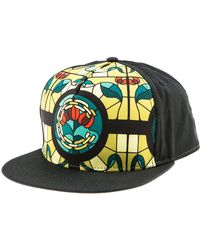 Crooks And Castles The Hood Pope Snapback Hat - Lyst