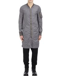 DRKSHDW by Rick Owens Lightweight Flight Trench - Lyst