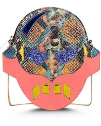Stella McCartney Stellasuperheroes Cross Body Bag - Lyst