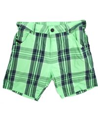 Diesel Kroobeach Fluorescent Green Swim Shorts - Lyst
