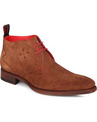 Jeffery West Dexter Chukka Boots - For Men brown - Lyst