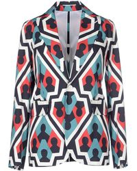DSquared² Blazer multicolor - Lyst