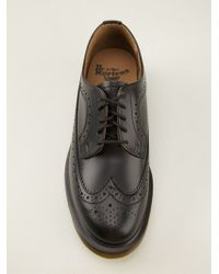 Dr. Martens B Perforated Brogues - Lyst