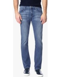 7 For All Mankind | Foolproof Denim: The Straight In Tribute | Lyst
