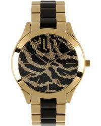 Michael Kors Gold Wrist Watch - Lyst