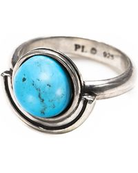 Pamela Love Sunset Ring in Sterling Silver - Lyst
