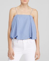 Ace Tank - Olivia Pleated Bubble