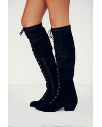 Jeffrey Campbell Joe Lace Up Boot - Lyst