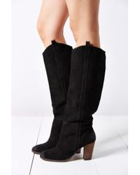 Dolce Vita Dolce Vita Myste Suede Tall Boot - Lyst