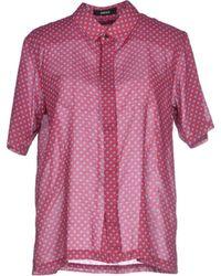 Zucca Shirt - Lyst
