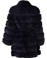 Rizal - Rex Fur Coat - Lyst
