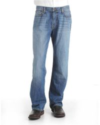 Lucky Brand - 181 Relaxed Straight Murrell Wash Jeans - Lyst