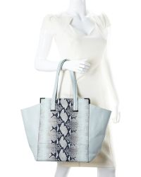 Rachael Ruddick - Eggshell Blue East West Shopper - Lyst