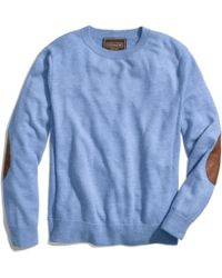 Coach Cashmere Crew-neck Sweatshirt - Lyst