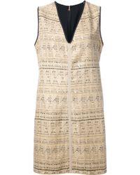 Sacaporter - Sunflower Reversible Dress - Lyst