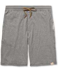 Paul Smith Cotton-jersey Lounge Shorts - Lyst