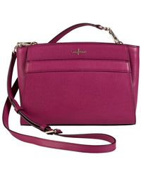 Cole Haan Leather Convertible Crossbody Bag - Lyst