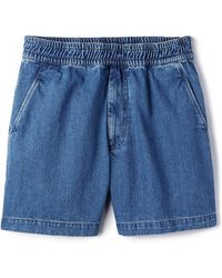 Surface To Air Boxing Shorts blue - Lyst