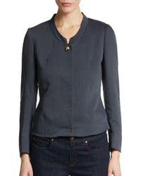 Pauw Linen-Blend Jacket - Lyst
