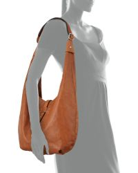 Halston Heritage City Casual Hobo Bag - Lyst