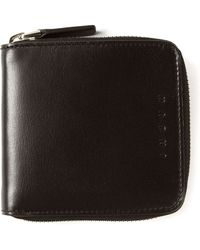 Marni Zipped Up Wallet - Lyst