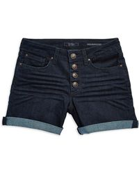 Jessica Simpson - Vintage High Waisted Shorts - Lyst