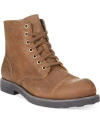 Denim & Supply Ralph Lauren Longcliffe Lace-Up Boots - Lyst